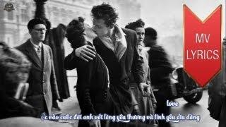 Speak Softly Love   Andy Williams   Lyrics [Kara + Vietsub HD] [OST The GodFather]