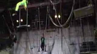 YMCA Circus Trapeze Part1