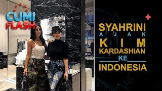 Syahrini Ajak Kim Kardashian ke Indonesia - CumiFlash 14 Juni 2017