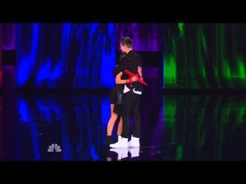 Collins Key Semifinals Performance America s Got Talent S8