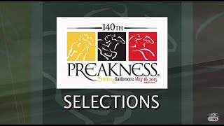 2015 Preakness Selections