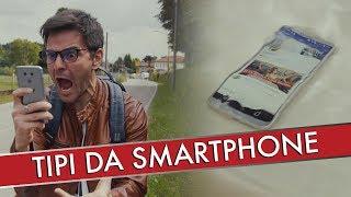 10 TIPI DA SMARTPHONE - PARODIA - iPantellas
