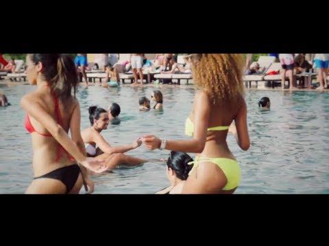 Dj Battle PACHA CLUB & MAYAH BAY Pool MARRAKECH JUIN 2013