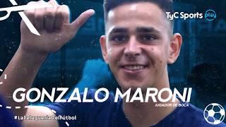 Gonzalo Maroni en #LaPeluqueríaDelFútbol