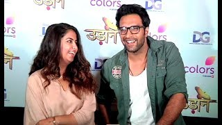 Avika Gor And Manish Raisinghani Interview At Udaan 1000 Episodes Completion Party