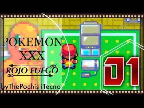 Jugando Pokemon XXX Cap-1
