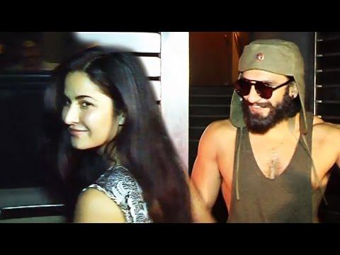 Xxx Mp4 Katrina Kaif Ranveer Singh SPOTTED At Zoya Akhtar S House 3gp Sex