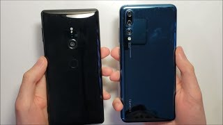 Sony Xperia XZ2 vs Huawei P20 Pro Speed Test & Camera Test!
