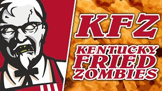 KFZ: KENTUCKY FRIED ZOMBIES ★ Call of Duty Zombies Mod (Zombie Games)