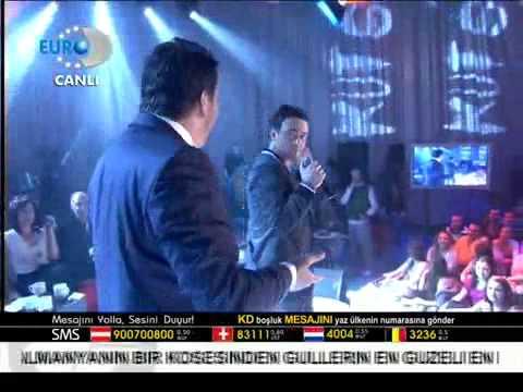 Beyaz Show *  Düet Şakası - Hande Yener feat Kutsi&Bambaşka 2010