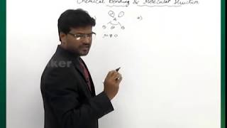 Online Coaching For EAMCET - Chemistry Ali Chemistry Chemical Bonding & Molecular Structure