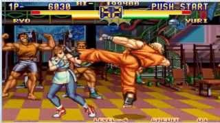Free DOWNLOAD Art of fighting 2 Full Game PC free Working 100