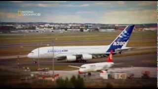 Las Conexiones de la Ingenieria   Airbus A380