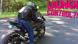 2015 BMW S1000RR - LAUNCH CONTROL!!