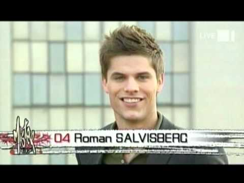 Mister Schweiz Wahl 2007 - Teil 1