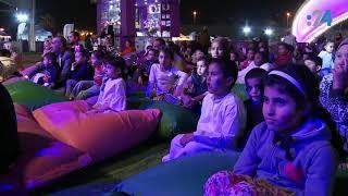"""مهرجان """"دار الزين"""" في مدينة العين.. ساحة مفتوحة للفرح بين """"افتح يا سمسم"""" وحفلات لكبار المطربين"""