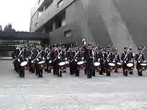 banda de guerra del heroico colegio militar