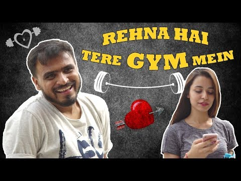 Xxx Mp4 Rehna Hain Tere Gym Mein Amit Bhadana 3gp Sex