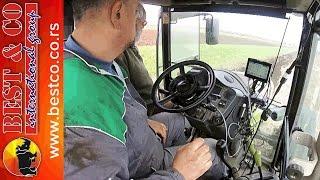 Auto pilot i gps navigacija za traktor (satcon system & farmnavigator)