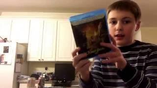 Jungle book 3D Blu Ray unboxing and warning of the apocalypse: disc unboxing 26