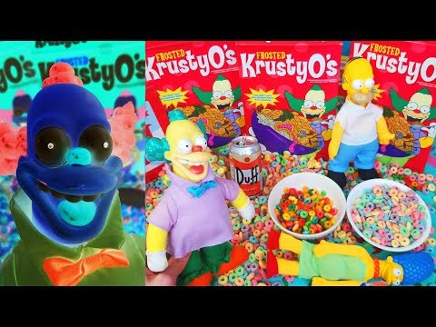 Xxx Mp4 THE SIMPSONS CEREAL Krusty The Clown S Krusty O S Commercial 3gp Sex