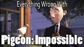 Everything Wrong With Pigeon: Impossible In 9 Minutes Or Less