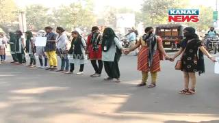 Mayor Sex Tape: Students of RD Women's College Block Road Supporting Mayor