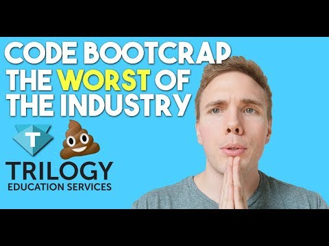 Xxx Mp4 The WORST Of Code Boot Camps Trilogy Education 3gp Sex
