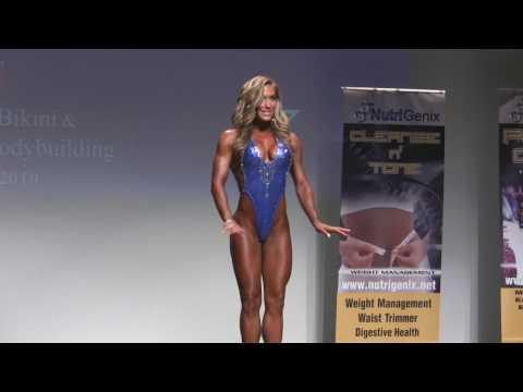 2010 NZNPC Pro Figure Bikini Pro Figure 2