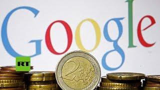 Multa récord a Google por manipular los resultados de búsquedas