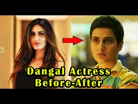 Xxx Mp4 Dangal Movie Actress Transformation Unseen Real Life Pictures 3gp Sex