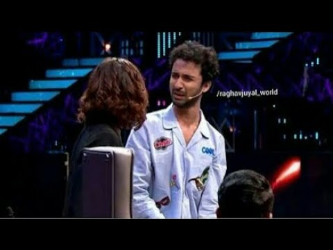 Raghav Juyal latest best comedy on dance plus season 3.