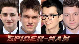 New Spider-Man Actors Shortlist Revealed