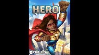 Choices: Stories You Play - Hero Book 1 Chapter 1