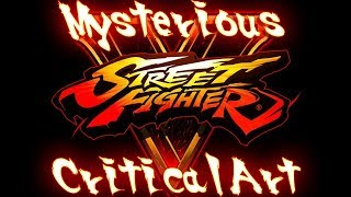 Street Fighter V PC mods - Mysterious Critical Art with mods