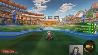 ElToroBenito Gaming Rocket League Live Stream (17th Feb 2017)