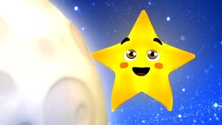 Twinkle Twinkle Little Star | Baby Song | Preschool Cartoon Kids Song | Nursery Rhymes 3D Collection