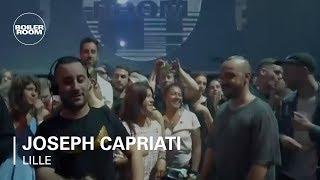 Joseph Capriati Deep Techno mix | Boiler Room Into The Dark Lille