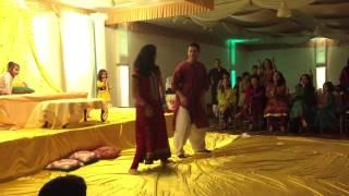 Zeenats mehndi : Azam and Mariam