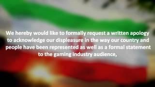 Battlefield 3 IRANIANS Response