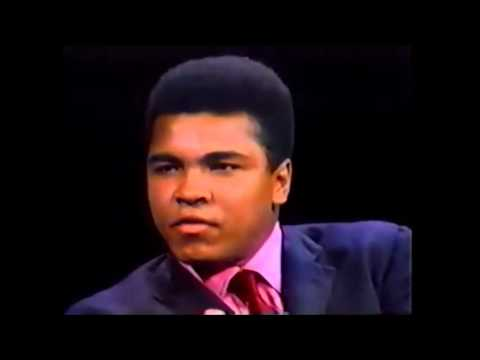 Firing Line with William Buckley Muhammad Ali and The Negro Movement FULL
