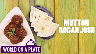 How to make Mutton Rogan Josh |  World on a Plate | Manorama Online Recipe