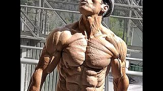 The most shredded man alive...