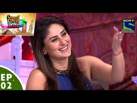 Comedy Circus Ke Ajoobe Ep 2 Kareena Kapoor as Special Guest
