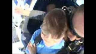 Sara J Skydiving