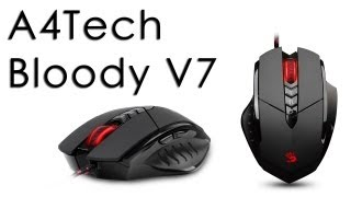 A4Tech Bloody V7 Mouse Recenzja