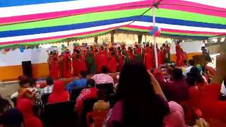 Comilla girl collage student dance