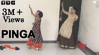 Easy dance steps for pinga song