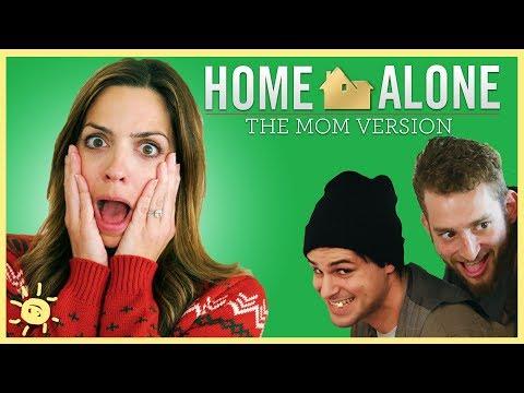 Xxx Mp4 HOME ALONE The Mom Parody 3gp Sex