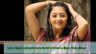 Tesai Runu Parchha   Latest   Nepali Lok Dohori Audio Song   2012   Original HD 360p